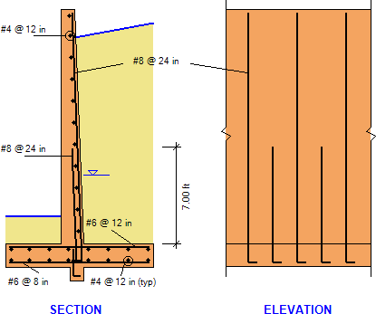 cantilever_retaining_wall_reinforcement