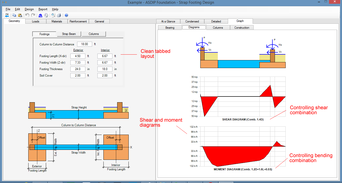 strap-footing-design-screenshot