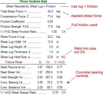 shear-lug-calculations