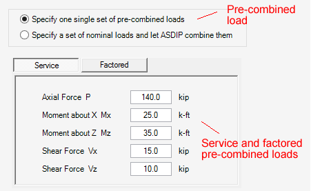 pre-combined-loads