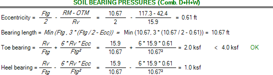 bearing-pressure-calculation