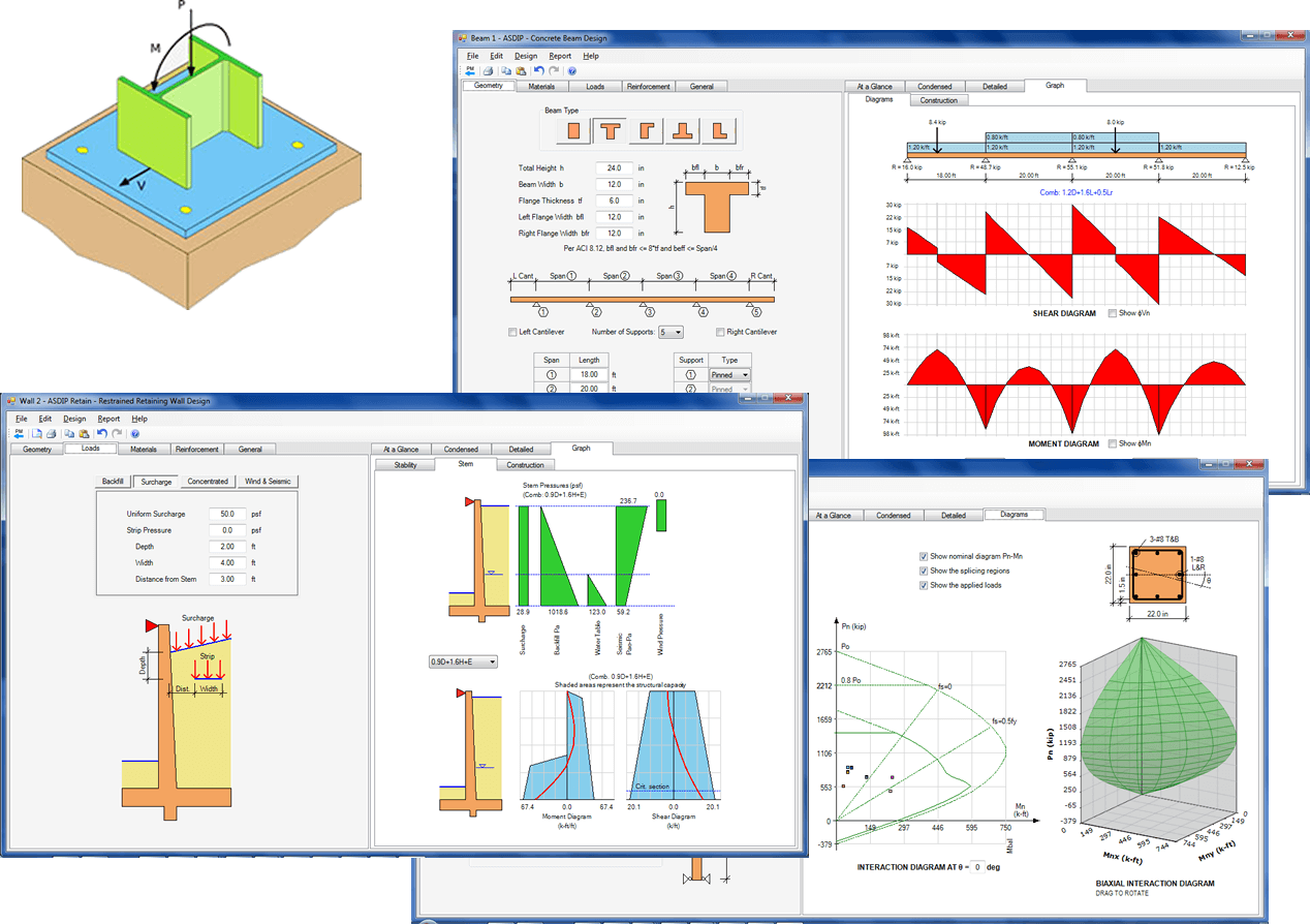about-asdip-structural-software