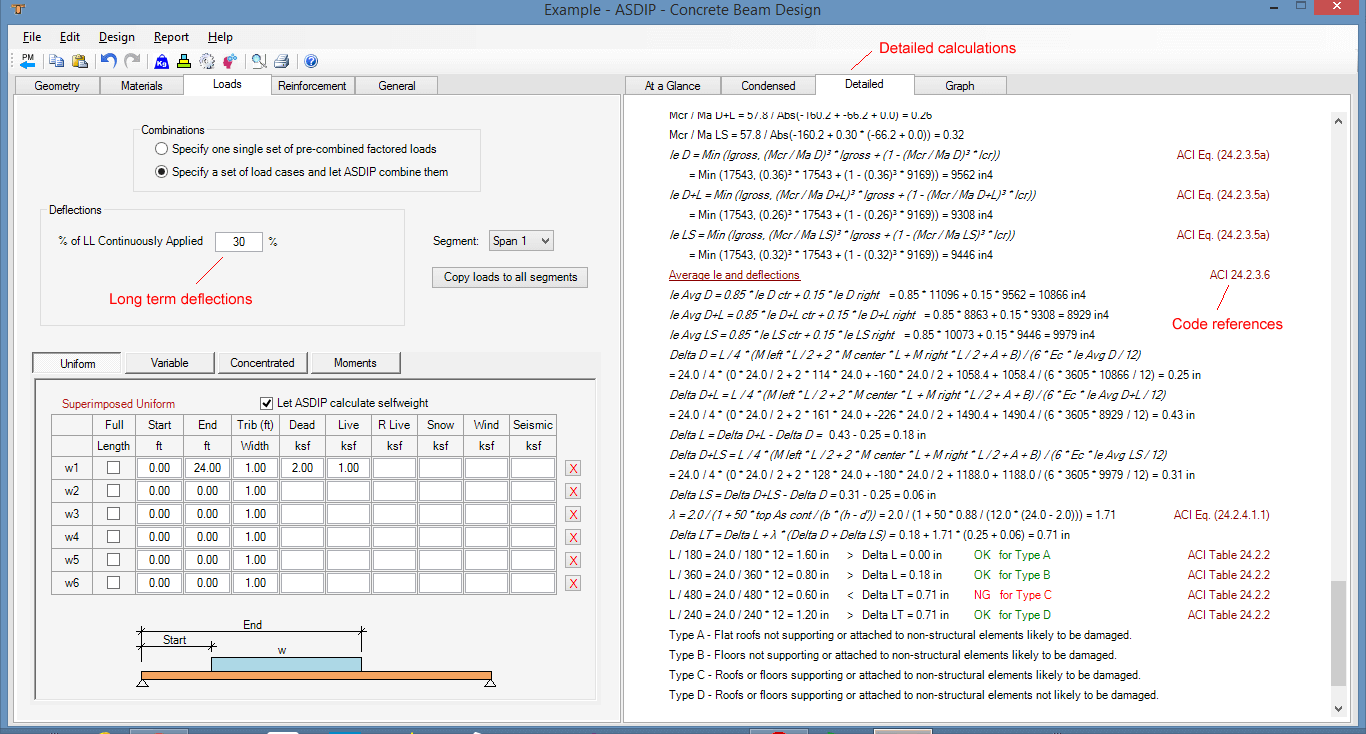 beam-deflections-detailed-results