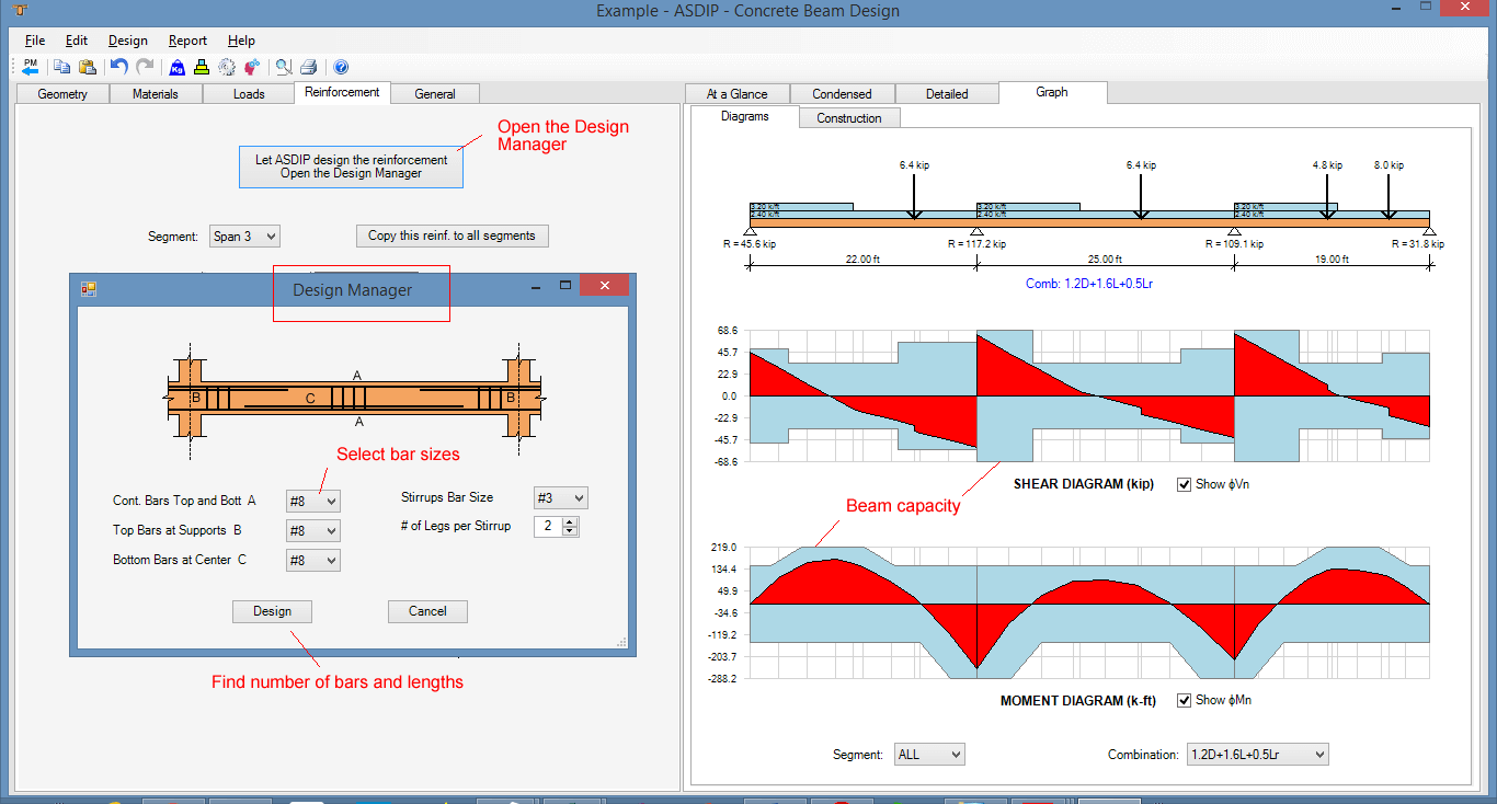 beam-design-manager