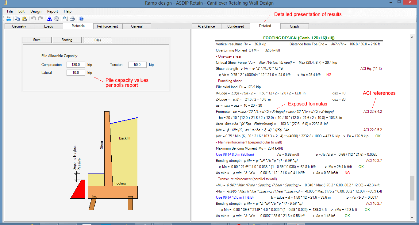 retaining-wall-detailed-results