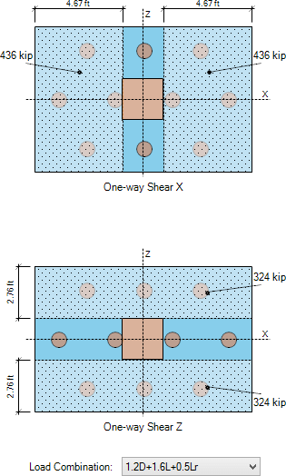 Pile Cap Design Example Using Asdip Foundation Structural Software