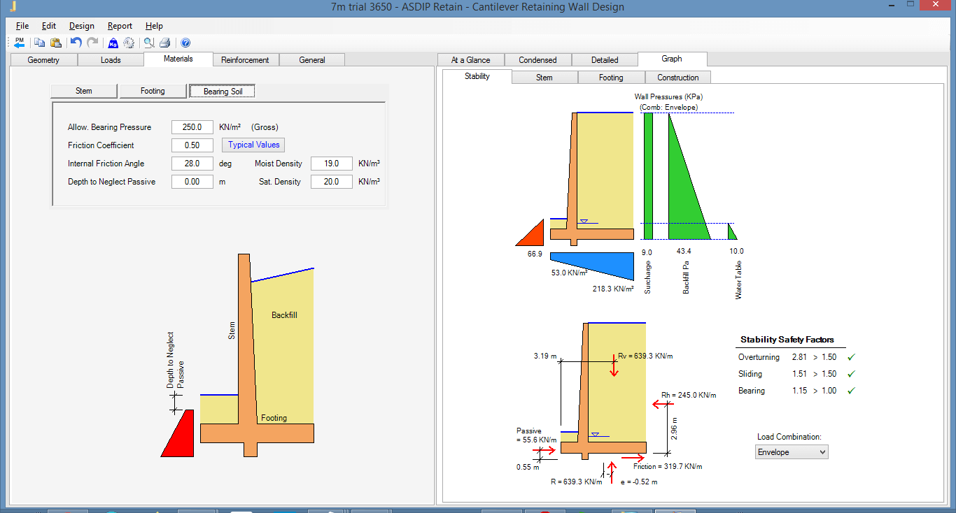 cantilever-wall-metric-example-4