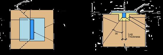 shear-lug-design